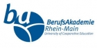 Logo:Berufsakademie Rhein-Main -University of Cooperative Education-