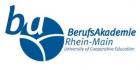 Logo:Berufsakademie Rhein-Main -University of Cooperative Education-
