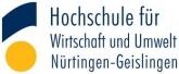 Logo:Hochschule für Wirtschaft und Umwelt Nürtingen-Geislingen (HfWU)