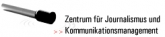 Logo:Zentrum für Journalismus und Kommunikationsmanagement