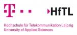 Logo:Hochschule für Telekommunikation Leipzig (HfTL)
