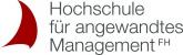 Logo:Hochschule für angewandtes Management GmbH