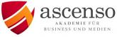 Logo:ascenso Akademie für Business und Medien